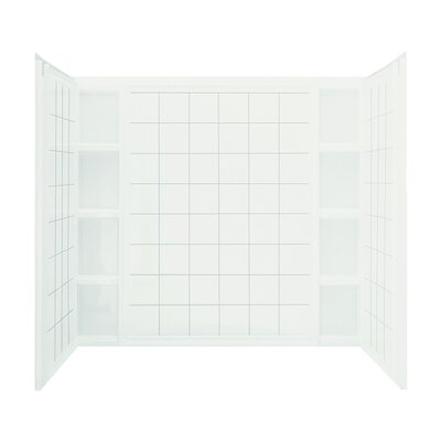 "Ensemble 3-Piece 37.5"" x 60"" x 54.25""  AFD Wall Set Product Photo"