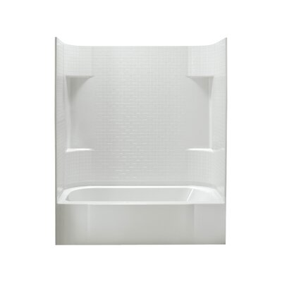 Accord Bath/Shower Kit with Age-in-Place Backers and Left Hand Drain Product Photo