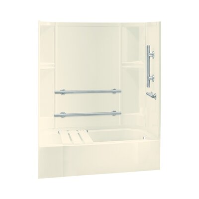 Accord Smooth Series ADA Bath/Shower Kit with Right Hand Drain Product Photo
