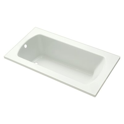 "Lawson Series 7126 60"" x 32"" Soaking Bathtub Product Photo"