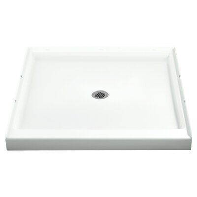 "Ensemble 42"" x 42"" Square Shower Receptor Product Photo"
