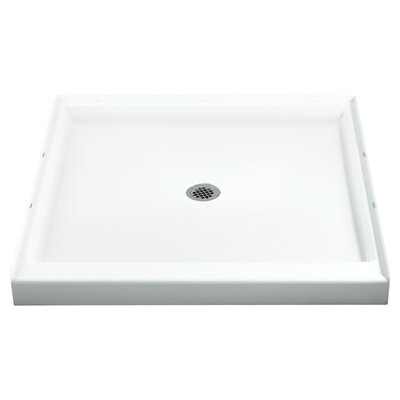 "Ensemble 36"" x 36"" Square Shower Receptor Product Photo"