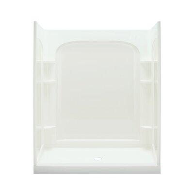 "Ensemble 75.75"" Curved Shower Kit Product Photo"
