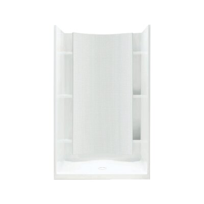 """Accord 36"""" Shower Kit with Right Hand Drain Product Photo"""