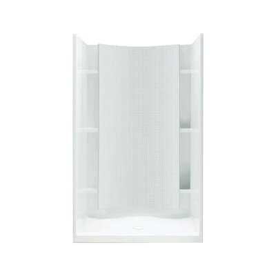 """Sterling by Kohler Accord 36"""" Alcove Shower Kit with Age-in-Place Backers"""