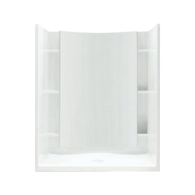 "Sterling by Kohler Accord 1-Piece 42"" x 77"" Back Wall"
