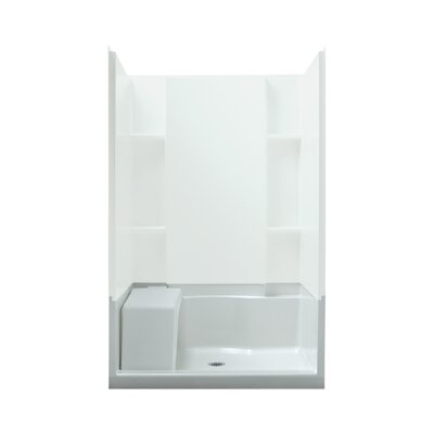 "Accord 48"" x 36"" Seated Shower Receptor Product Photo"