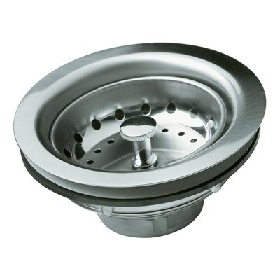 Stainless Steel Sink Strainer by Sterling by Kohler