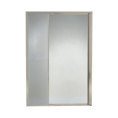 "Vista Pivot II 69"" x 42"" Pivot Shower Door Product Photo"