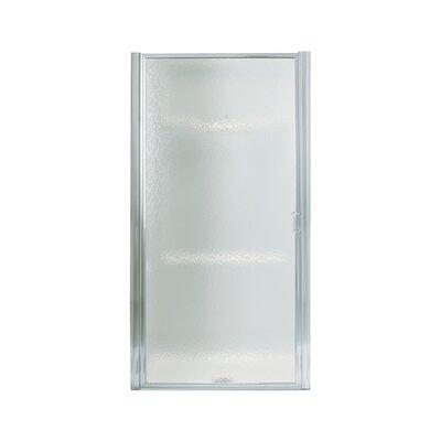 """Standard 64"""" x 30.5"""" Pivot Shower Door Product Photo"""