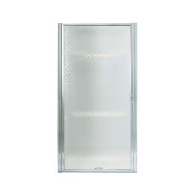 """Standard 64"""" x 32.5"""" Pivot Shower Door Product Photo"""