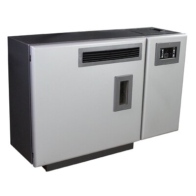 1,000 Square Foot Wall Mount Direct Vent Pellet Stove by US Stove