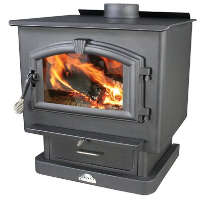 Us stove 2 000 square foot wood burning stove reviews for Country hearth 2500