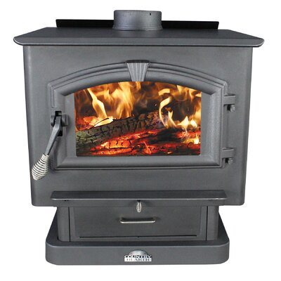 2,000 Square Foot Wood Burning Stove by US Stove