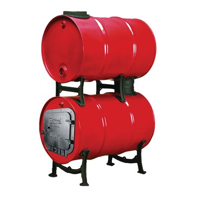 Barrel Stove Add On Barrel Kit by US Stove