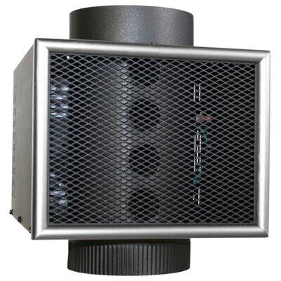 United States Stove Company Miracle Heat Reclaimer