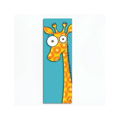ADZif Canvas Giraffe Wall Mural