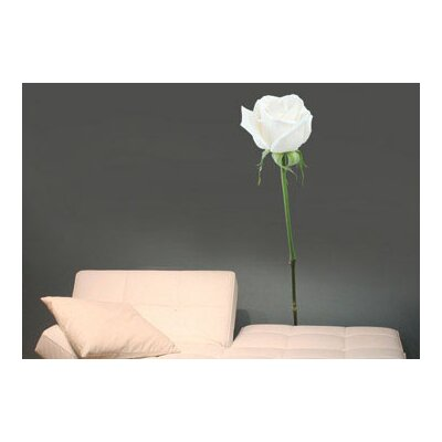 ADZif Foto Rose Wall Decal