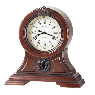 Marlborough Mantel Clock by Bulova