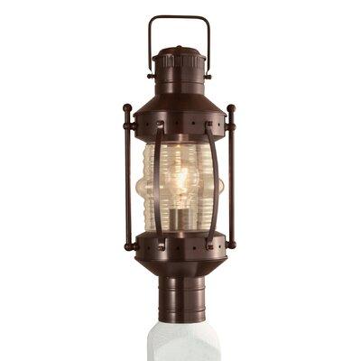 Norwell Lighting Seafarer 1 Light Outdoor Post Lantern