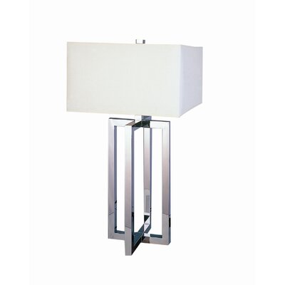 "Trend Lighting Corp. Gustavian 29"" H Table Lamp with Square Shade"