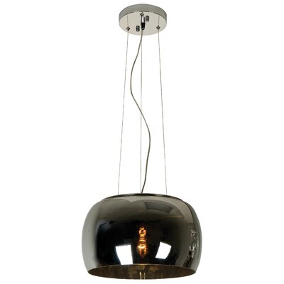 Trend Lighting Corp. Oculus 1 Light Globe Pendant