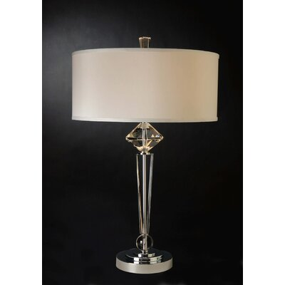 """Trend Lighting Corp. Etoile 32"""" H Table Lamp with Drum Shade"""
