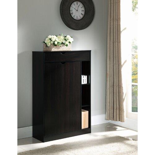 Hokku Designs Heelda Modern Shoe Cabinet