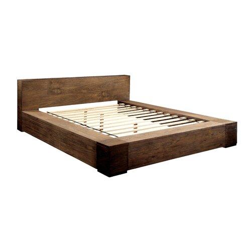 rivera ii platform bed wayfair. Black Bedroom Furniture Sets. Home Design Ideas