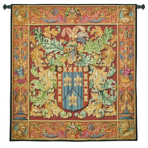 Fine Art Tapestries Regal Crest Tapestry