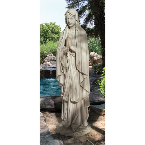 Mayfair Com: Life-Size Blessed Virgin Mary Statue