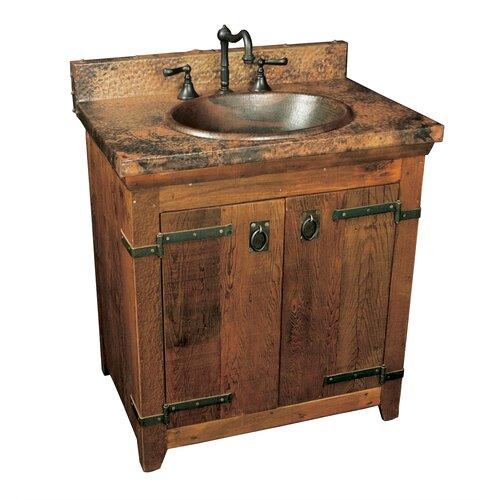 "Old World Bathroom Vanities: Old World 30"" Vanity Base"