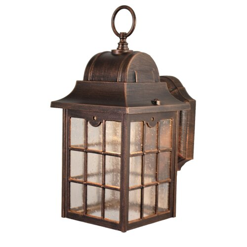 Melissa Kiss Series 1 Light Wall Lantern Reviews Wayfair