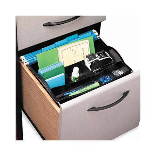 Rubbermaid commercial products rubbermaid hanging desk - Rubbermaid desk organizer ...