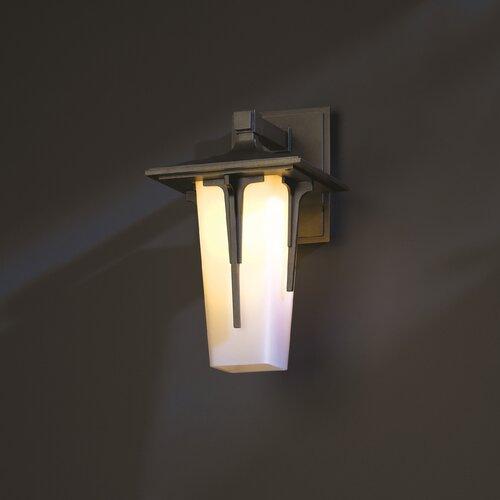 Hubbardton Forge Modern Prairie: Modern Prairie 1 Light Sconce