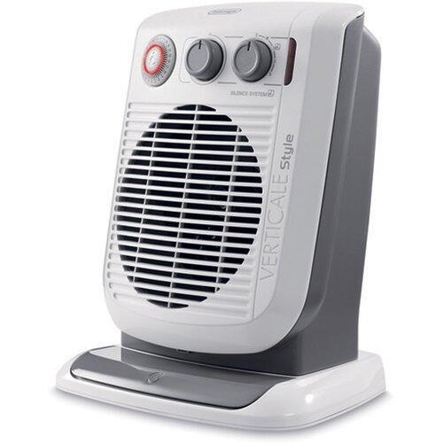 1 500 watt portable bathroom safe electric fan heater by delonghi