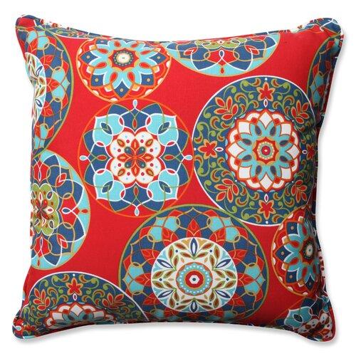 Pillow Perfect Cera Garden Indoor/Outdoor Floor Pillow & Reviews Wayfair