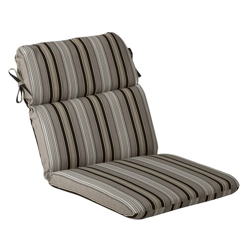 Pillow perfect outdoor dining chair cushion amp reviews wayfair