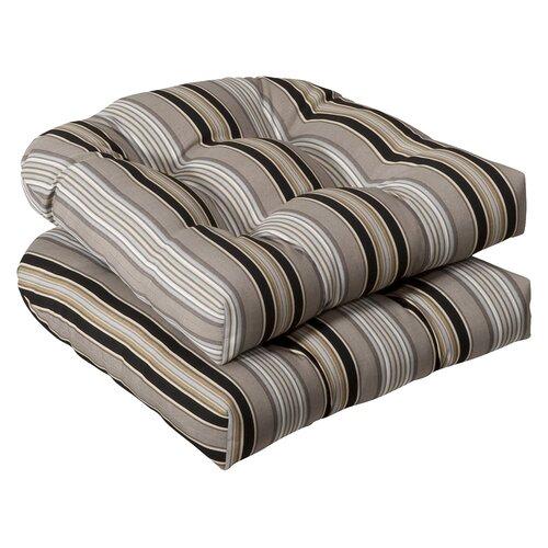 Charlton Home Outdoor Wicker Chair Cushion & Reviews