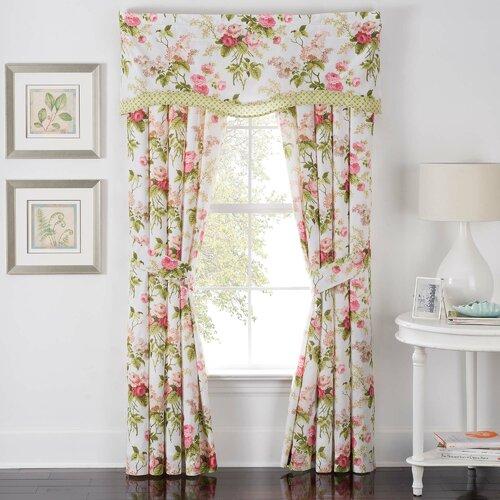 Décor Window Treatments Curtains & Drapes Waverly SKU: ECP1049