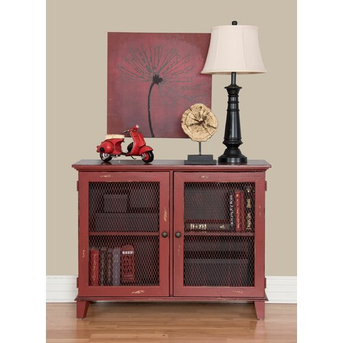 Sorrento Living Room Storage Console | Wayfair