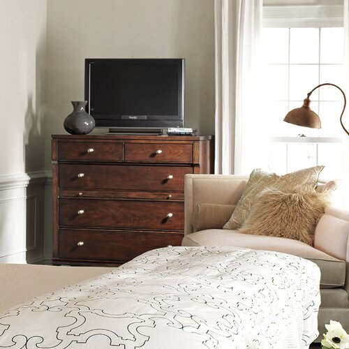 Avalon Heights 6 Drawer Media Chest by Stanley