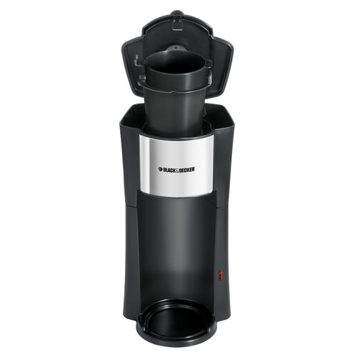Black And Decker Coffee Maker For One : Black & Decker Single Serve Coffee Maker & Reviews Wayfair