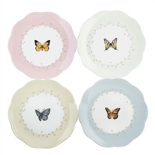 Lenox Butterfly Meadow 8 (Set of 4)