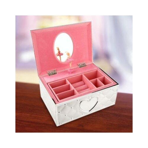childhood memories musical ballerina jewelry box 2