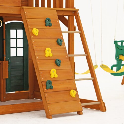 Big Backyard Ashberry Wooden Swing Set & Reviews