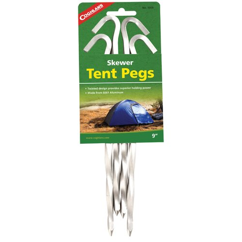 "Coghlans 9"" Tent Pegs"