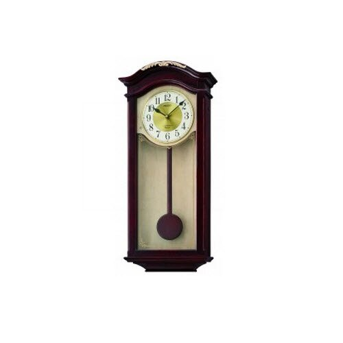 delphus musical wall clock wayfair