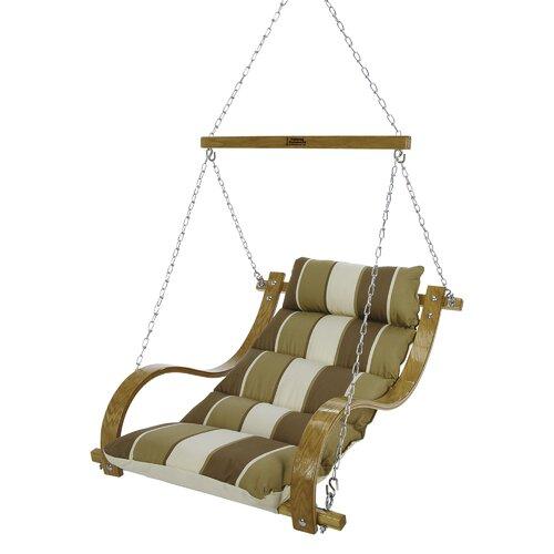 Single+Swing+Arm Hatteras Hammocks Single Cushioned Swing Oak Arms ...