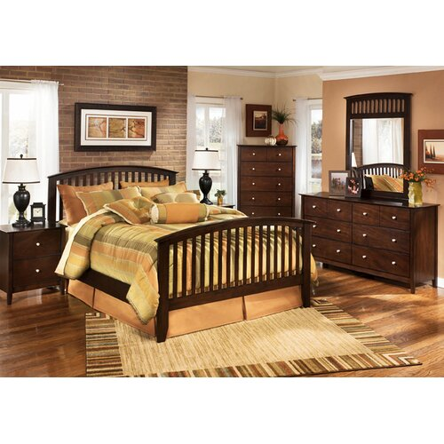 Wildon Home Jana Panel Customizable Bedroom Set Reviews Wayfair